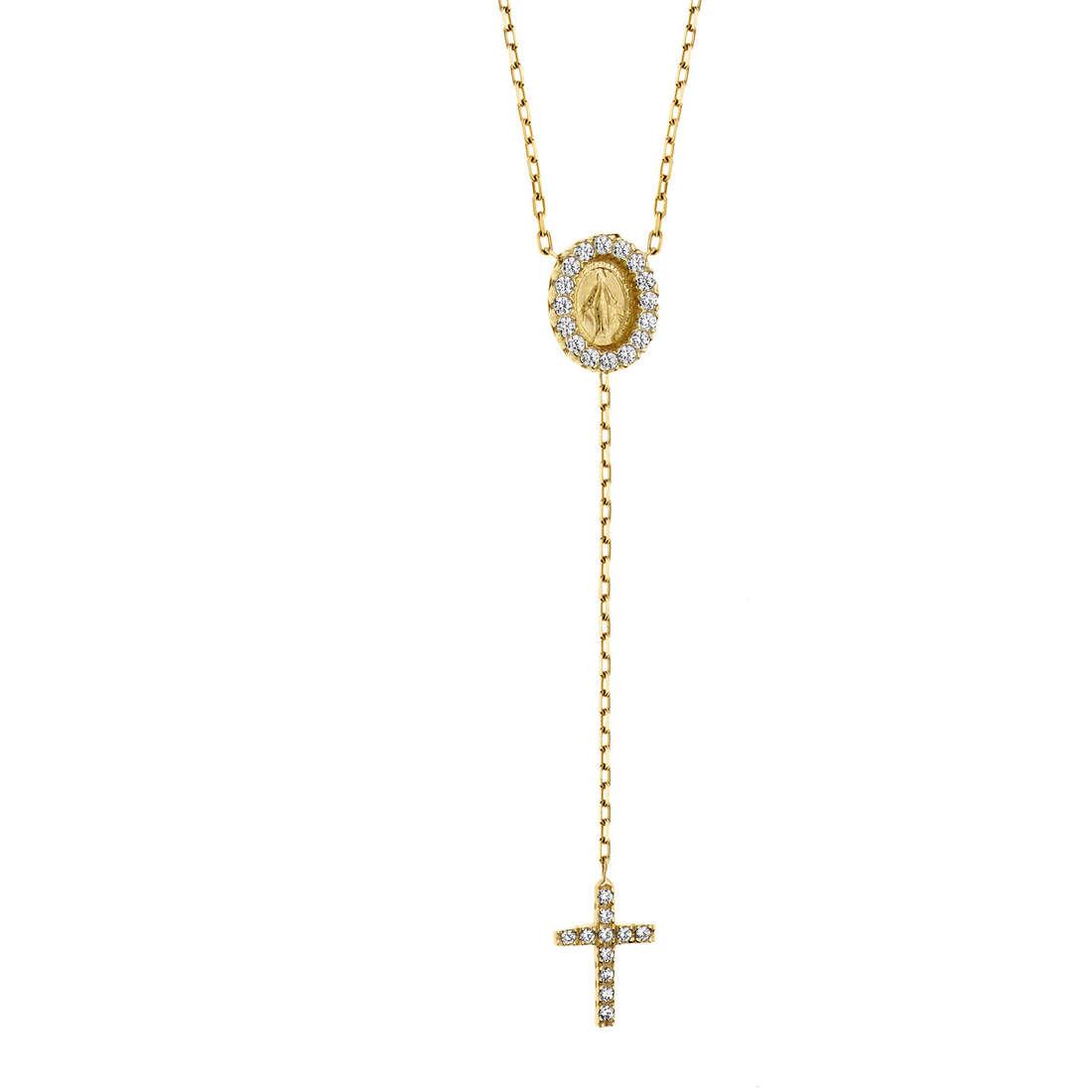 collana donna gioielli Comete Holy GLB 1102