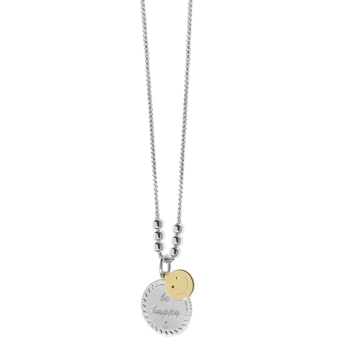 collana donna gioielli Comete Love Tag GLA 143