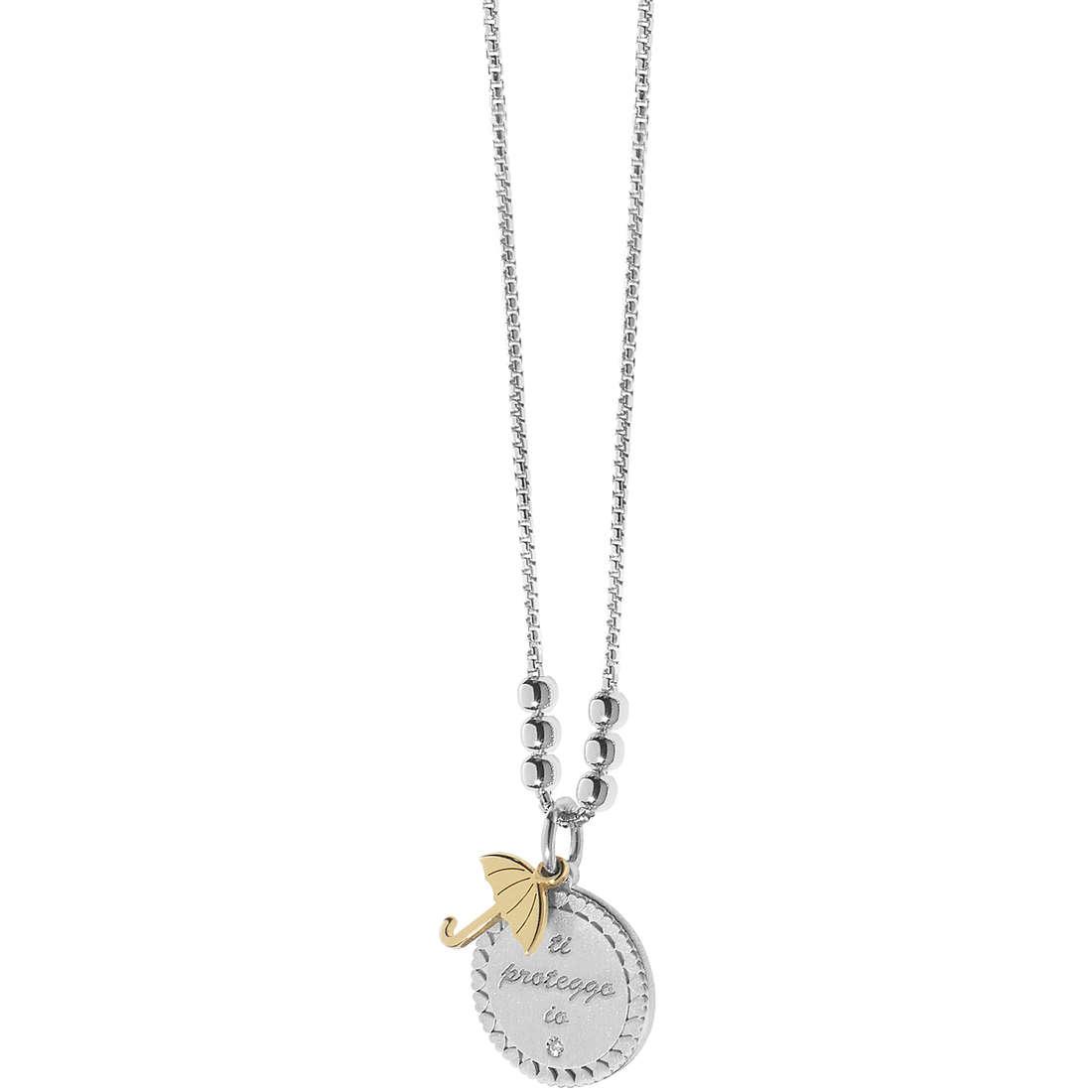 collana donna gioielli Comete Love Tag GLA 146