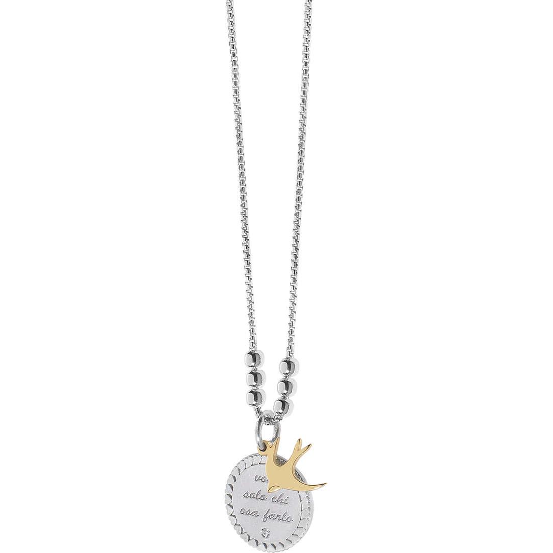 collana donna gioielli Comete Love Tag GLA 147