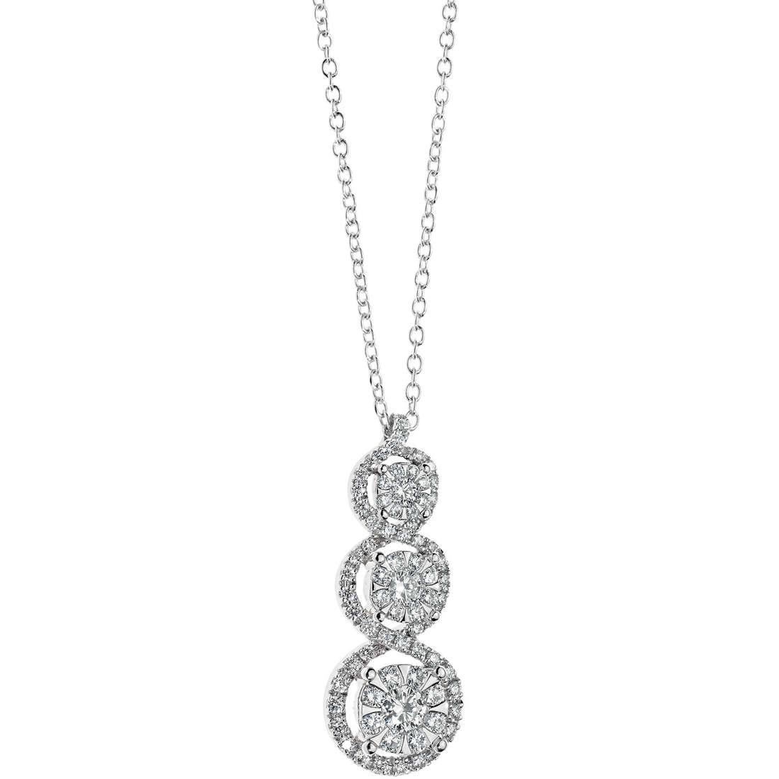 collana donna gioielli Comete Lumiere GLB 1046