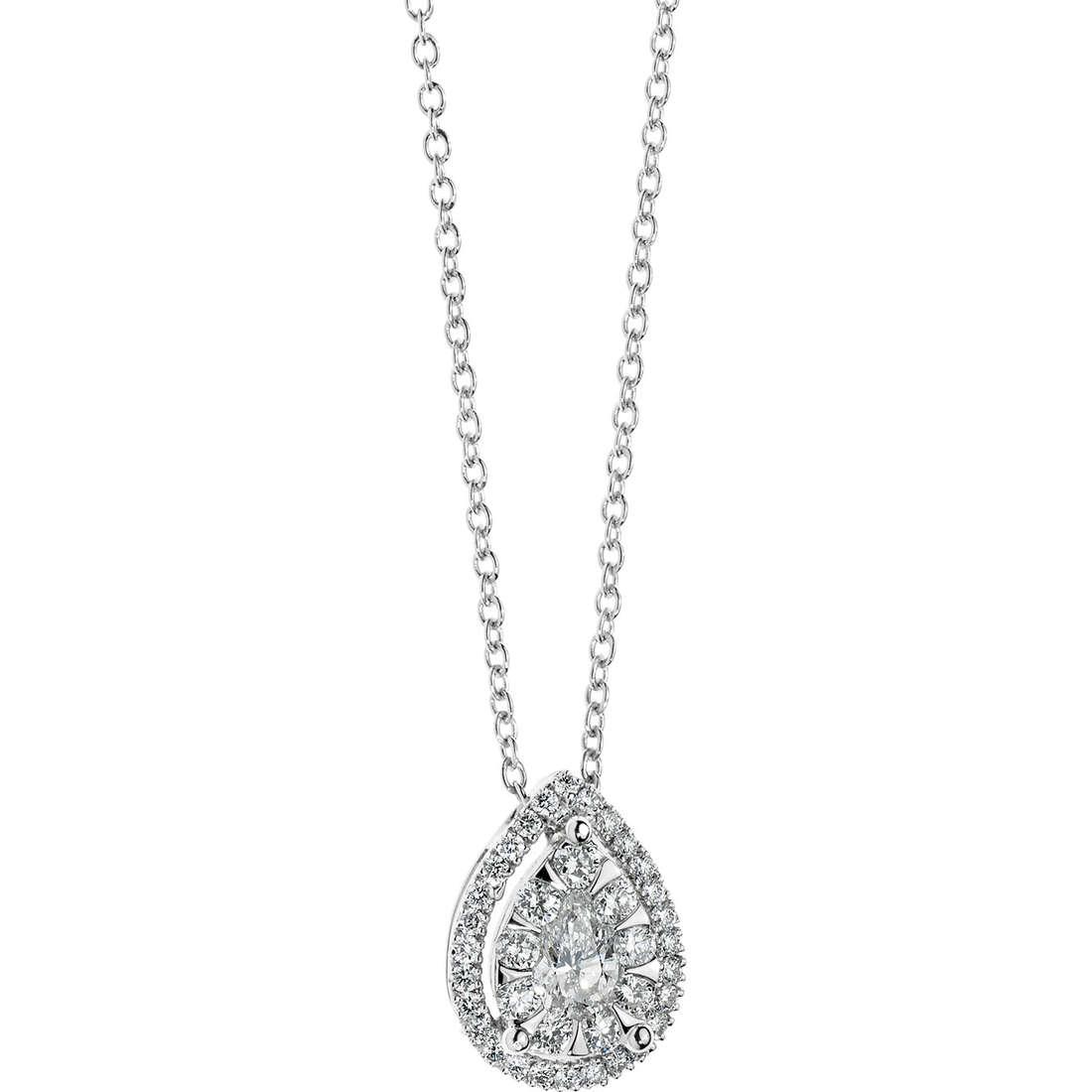 collana donna gioielli Comete Lumiere GLB 1047