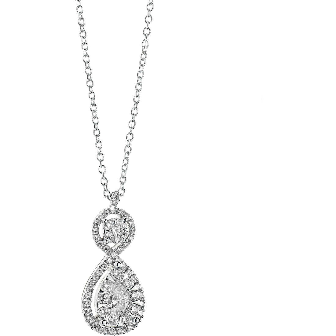collana donna gioielli Comete Lumiere GLB 1048