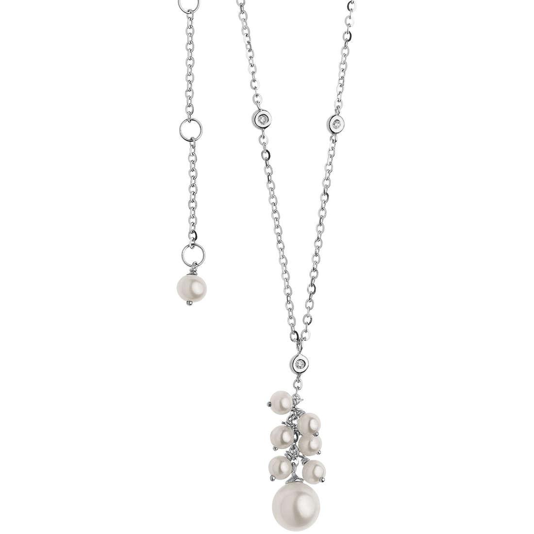 collana donna gioielli Comete Lumiere GLP 462