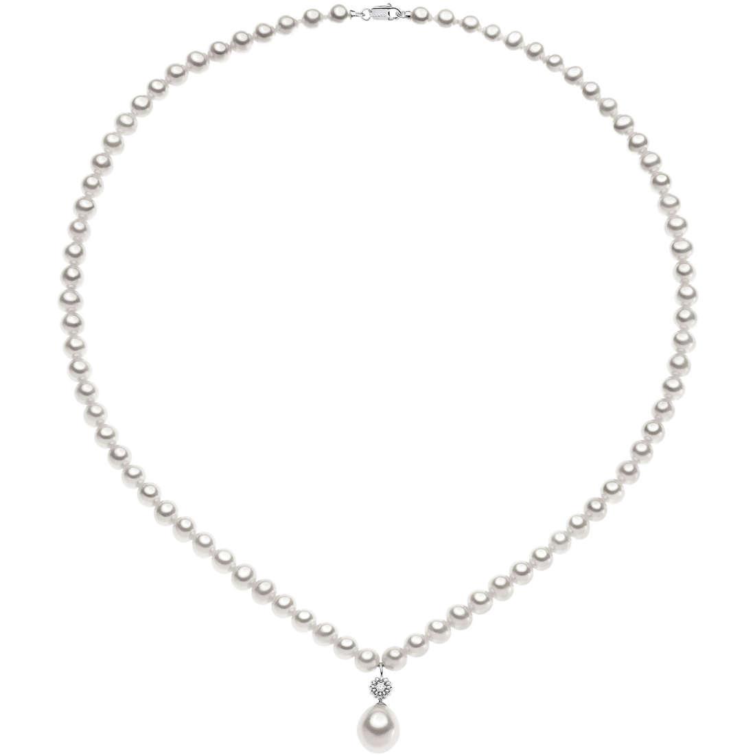 collana donna gioielli Comete Margherita FWQ 198