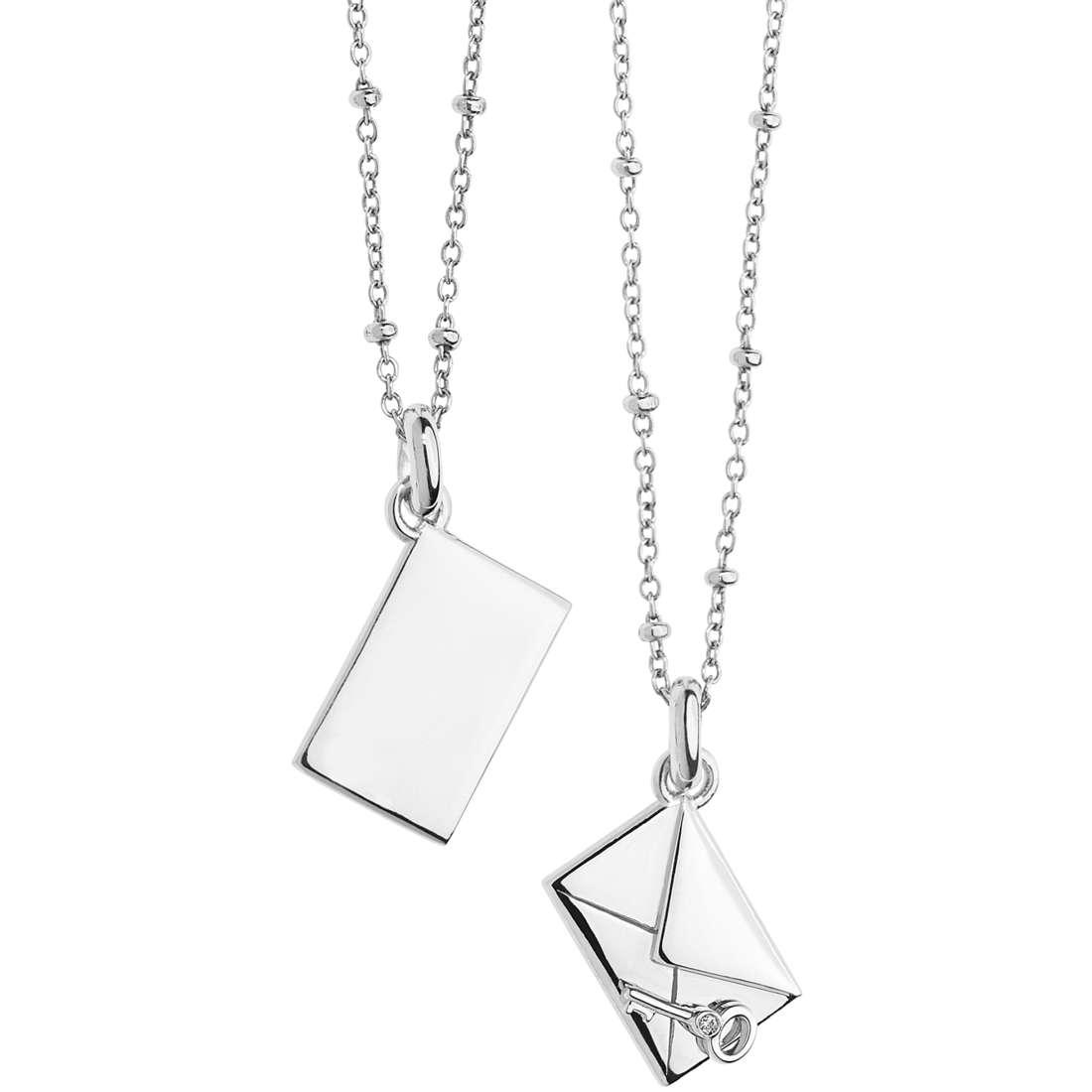 collana donna gioielli Comete Pensieri Preziosi GLA 137