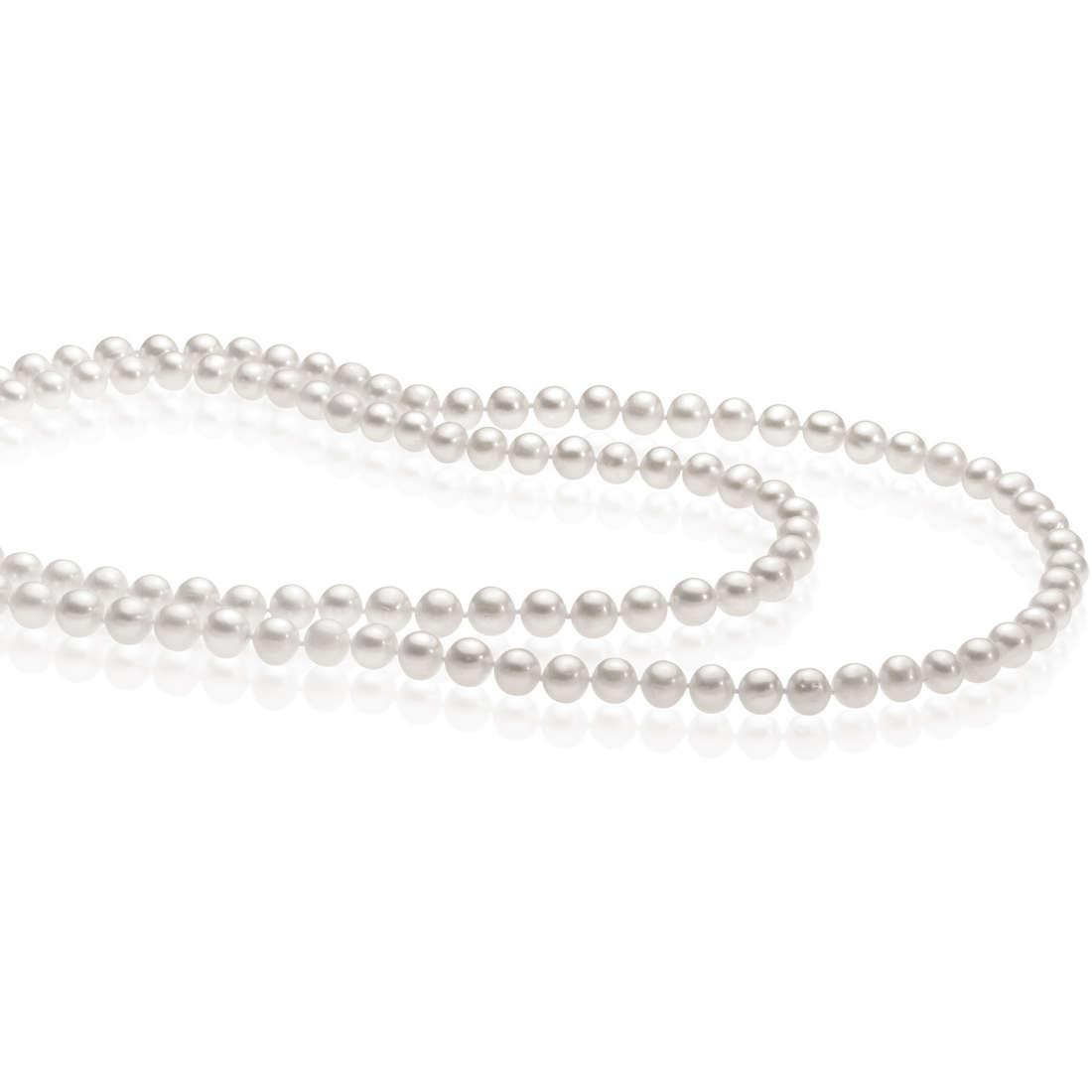 collana donna gioielli Comete Perla FBQ 103
