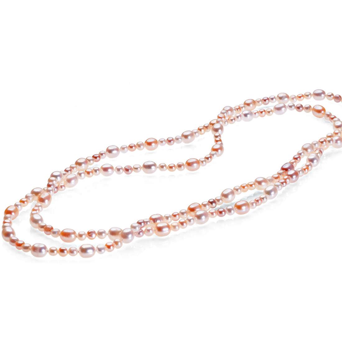 collana donna gioielli Comete Perla FBQ 108