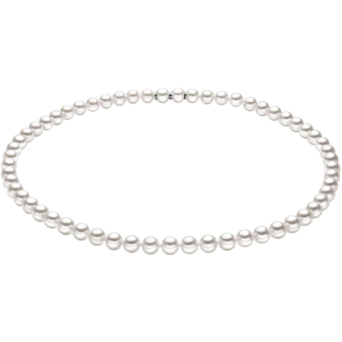collana donna gioielli Comete Perla FSM 105