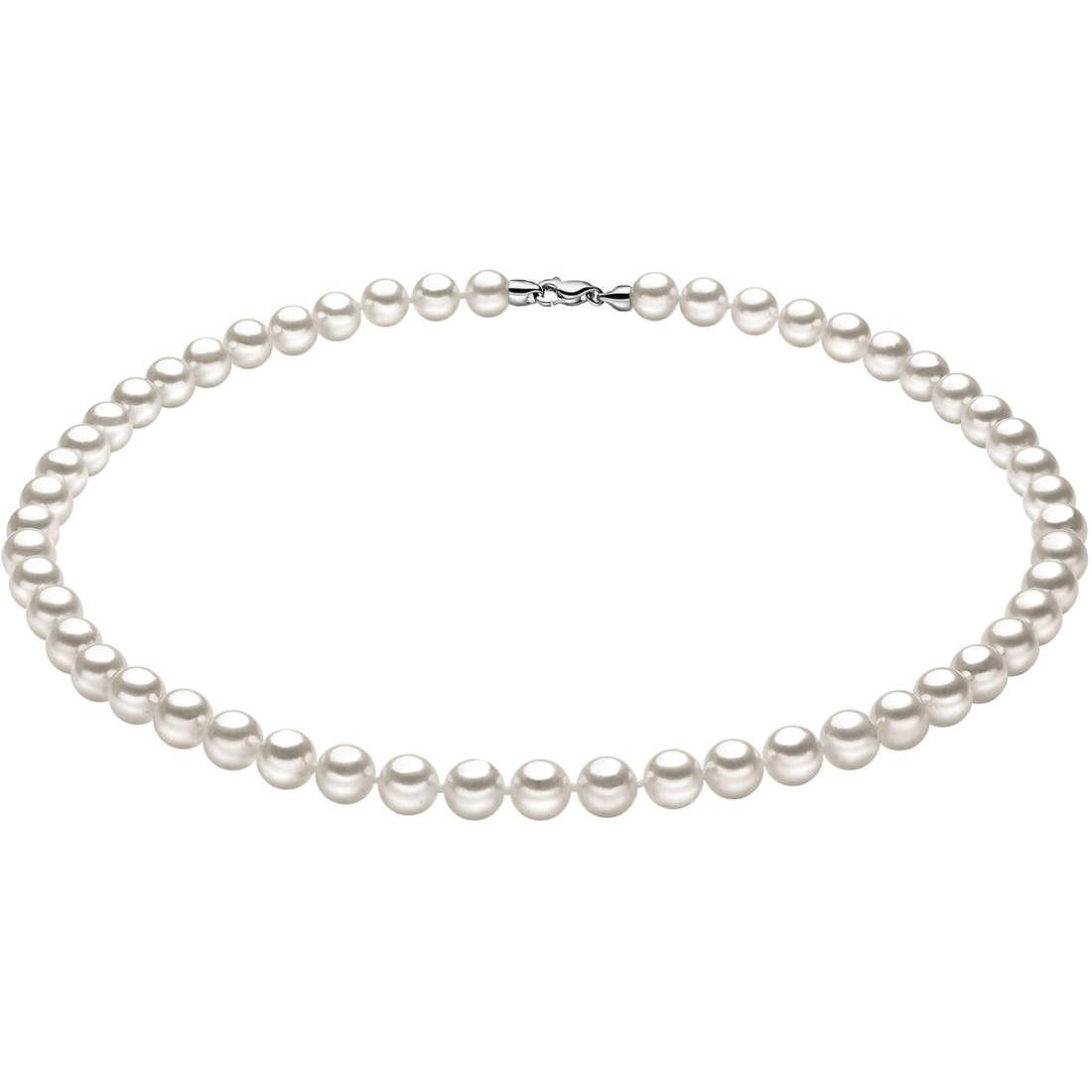 collana donna gioielli Comete Perla FSQ 105