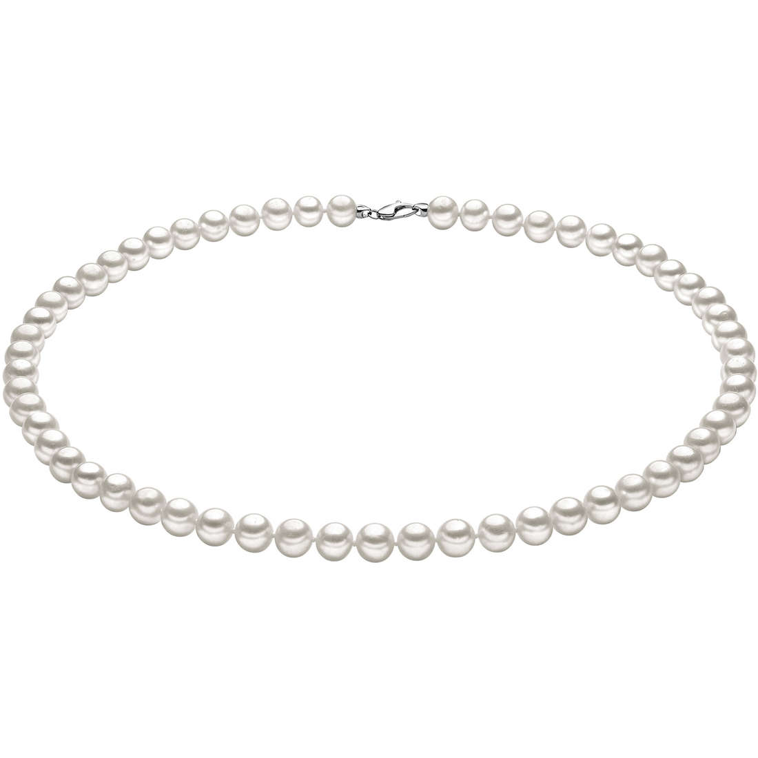 collana donna gioielli Comete Perla FWQ 108