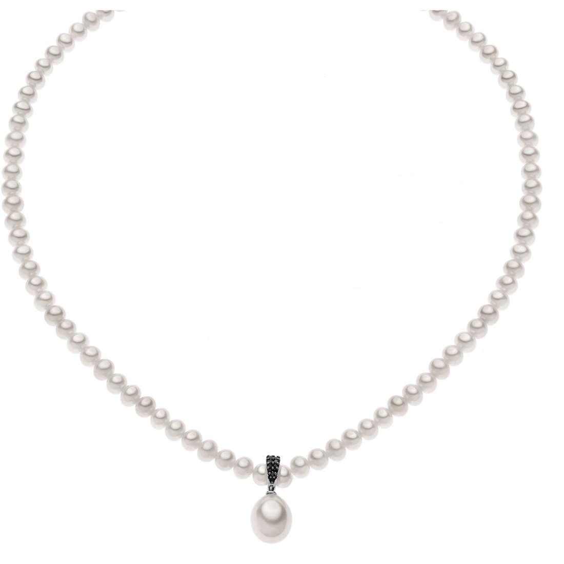 collana donna gioielli Comete Perla FWQ 139
