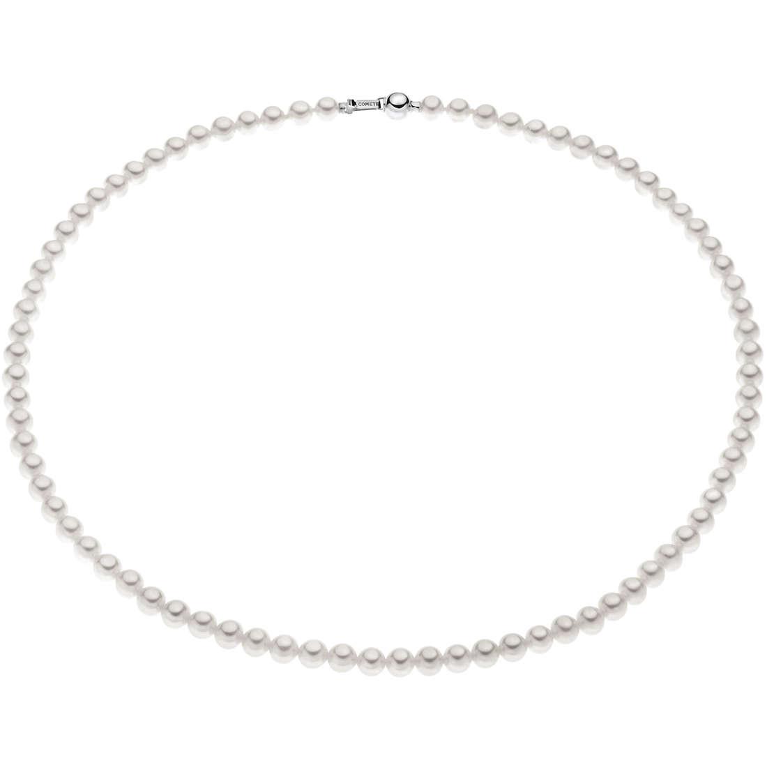 collana donna gioielli Comete Perla FWQ 156 B