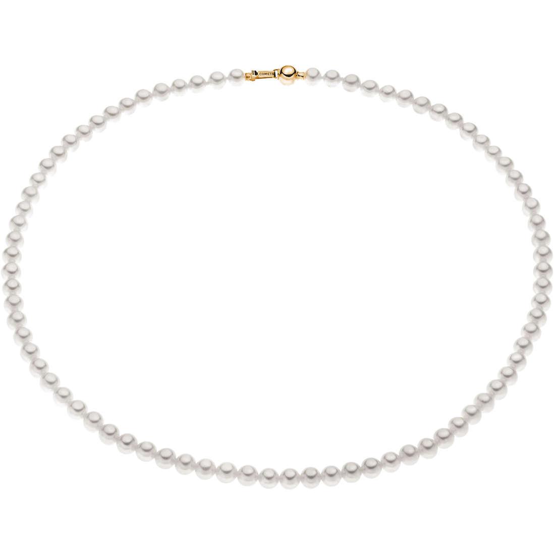 collana donna gioielli Comete Perla FWQ 156 G