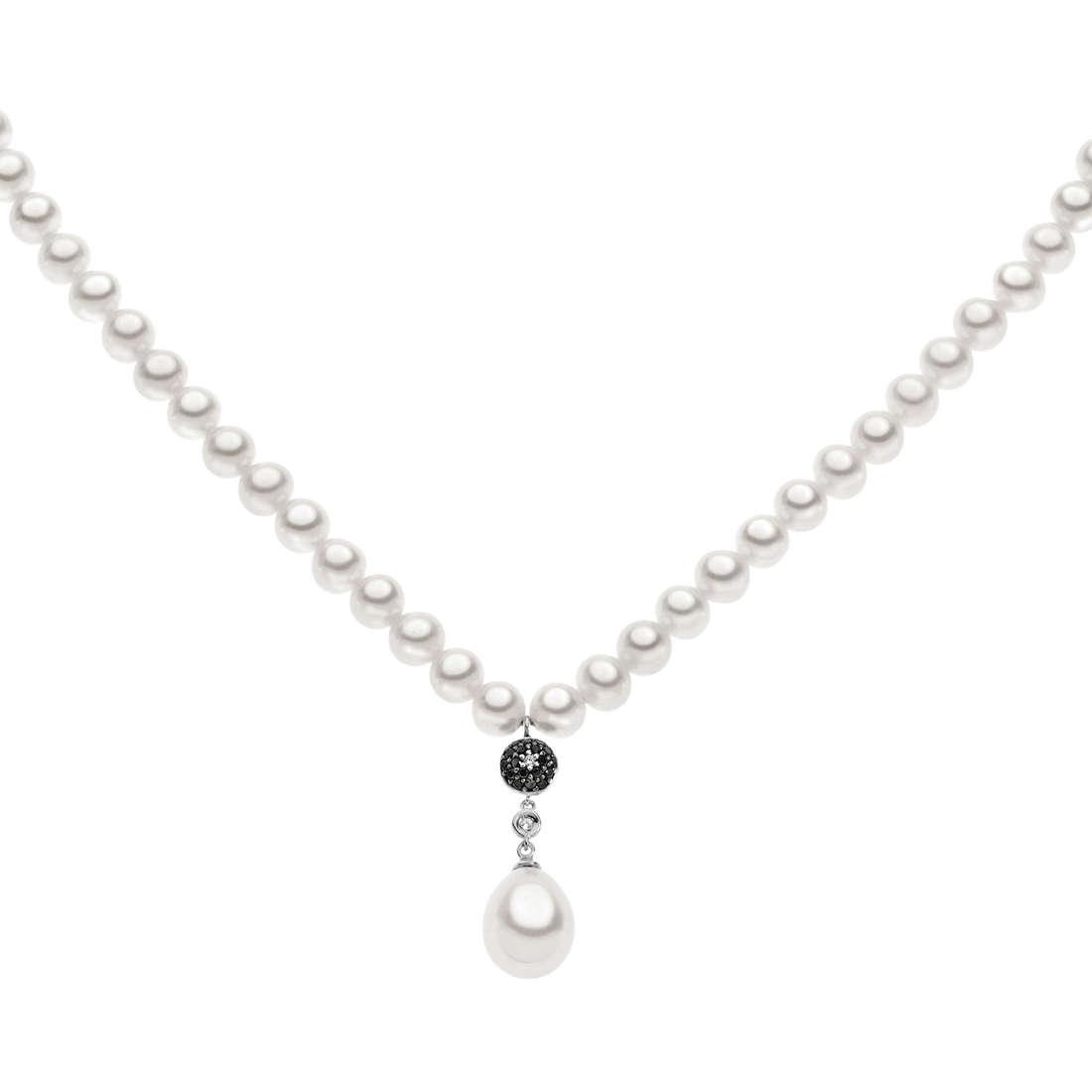 collana donna gioielli Comete Perla FWQ 162