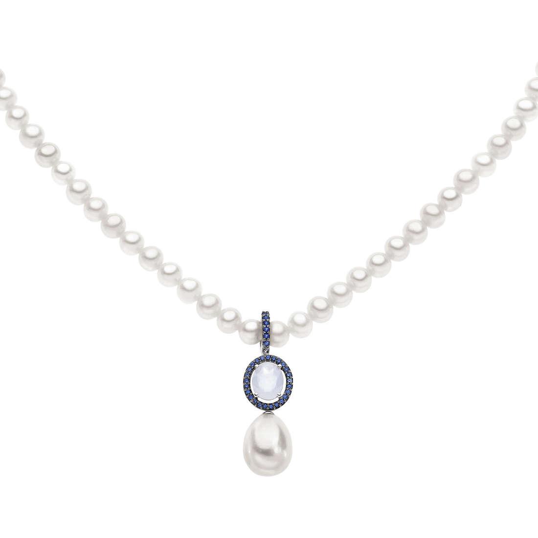 collana donna gioielli Comete Perla FWQ 166
