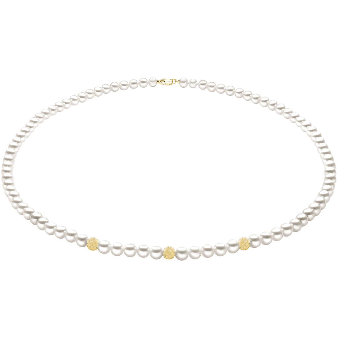 collana donna gioielli Comete Perla FWQ 193 G