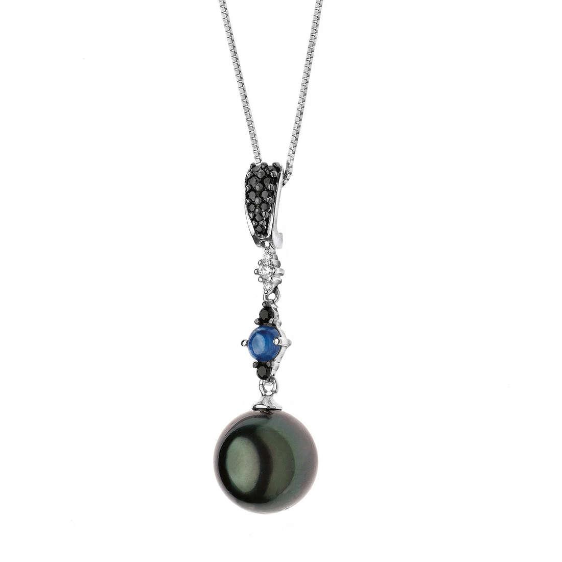 collana donna gioielli Comete Perla GLP 408