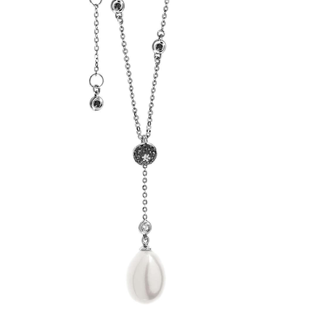 collana donna gioielli Comete Perla GLP 431