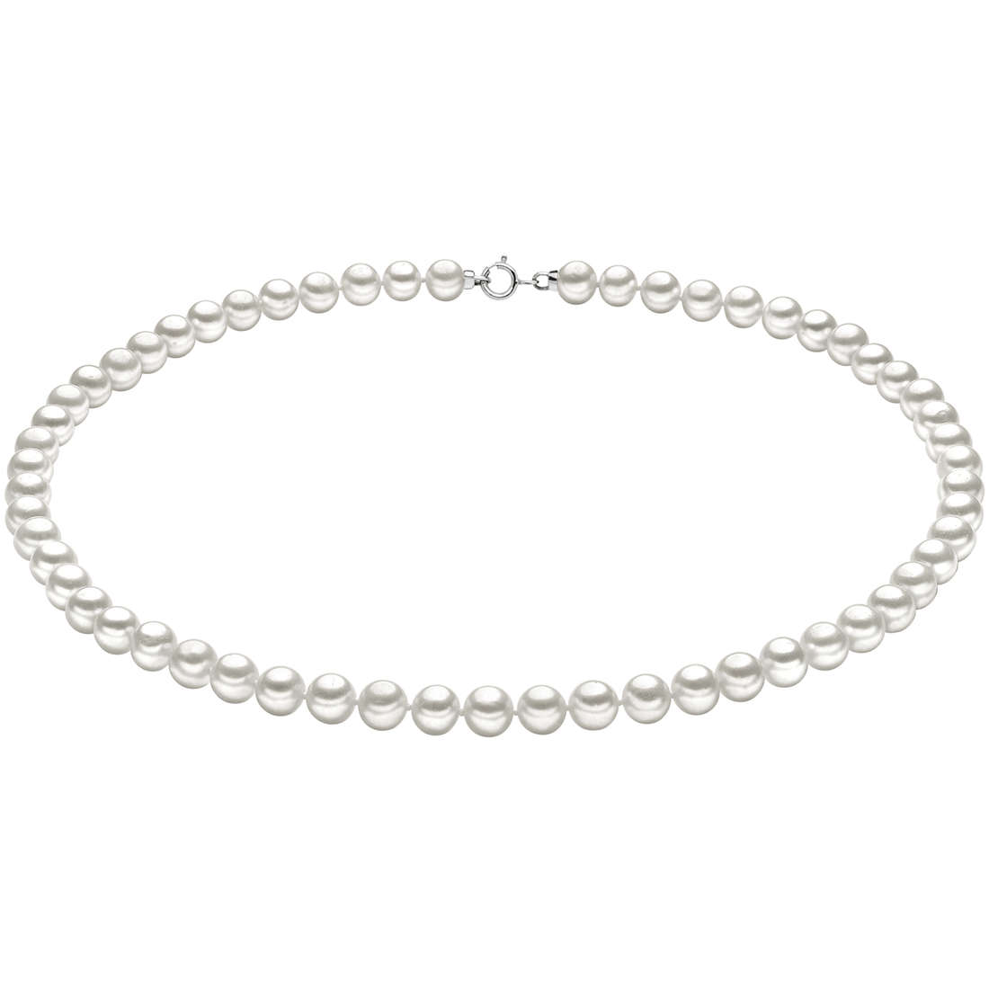 collana donna gioielli Comete Perle Easy Basic FWQ 107 AM45