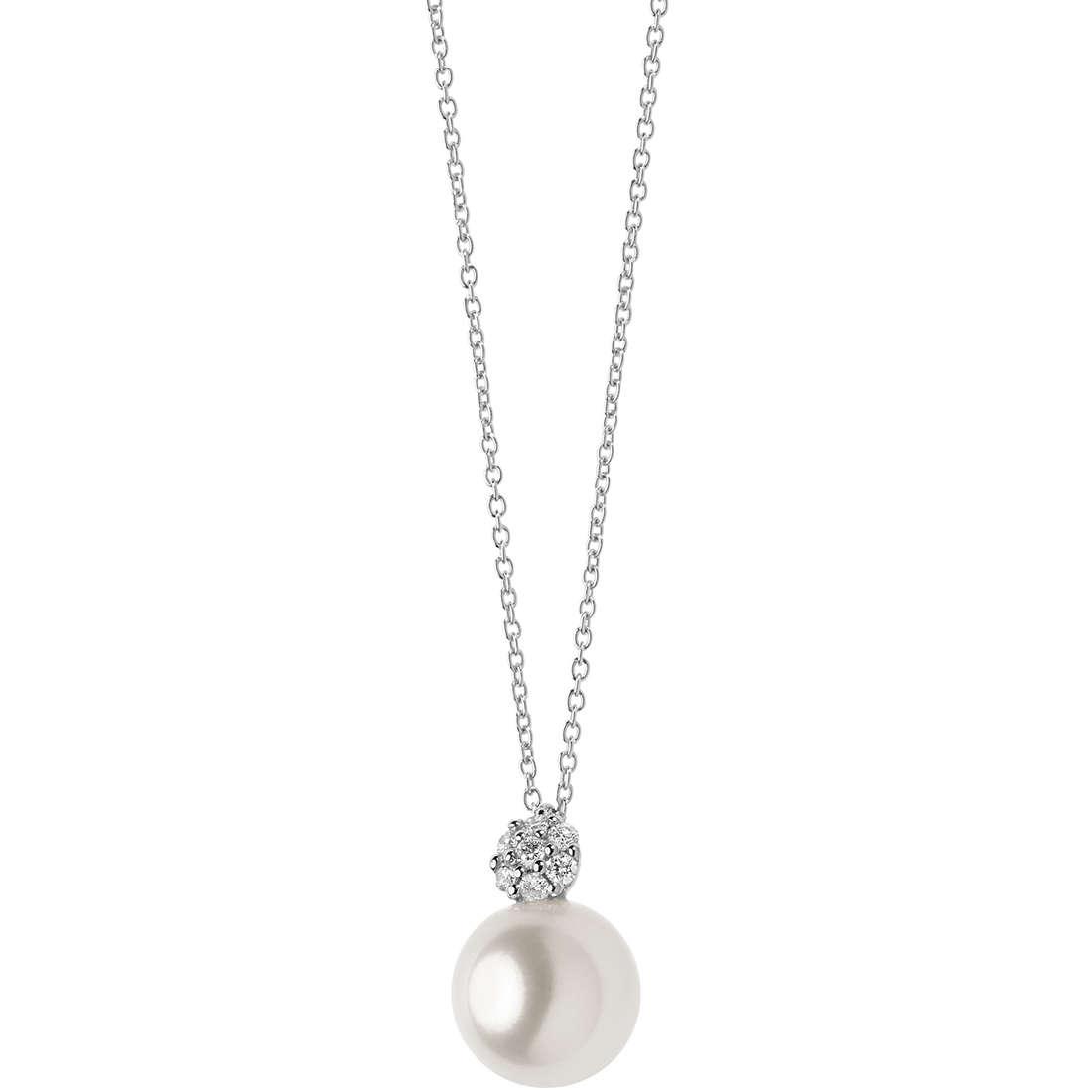 collana donna gioielli Comete Perle GLP 481