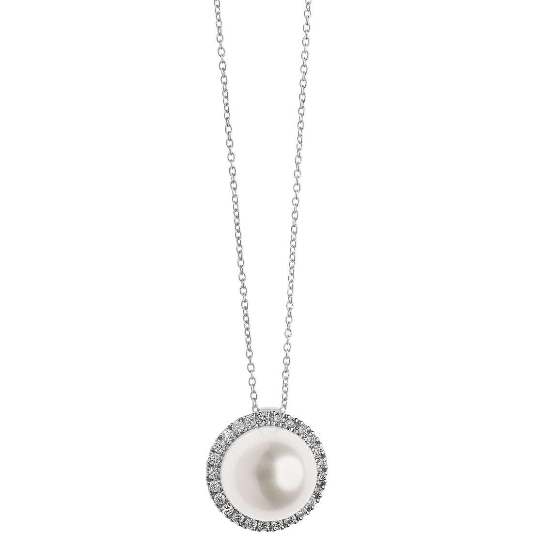collana donna gioielli Comete Perle GLP 484