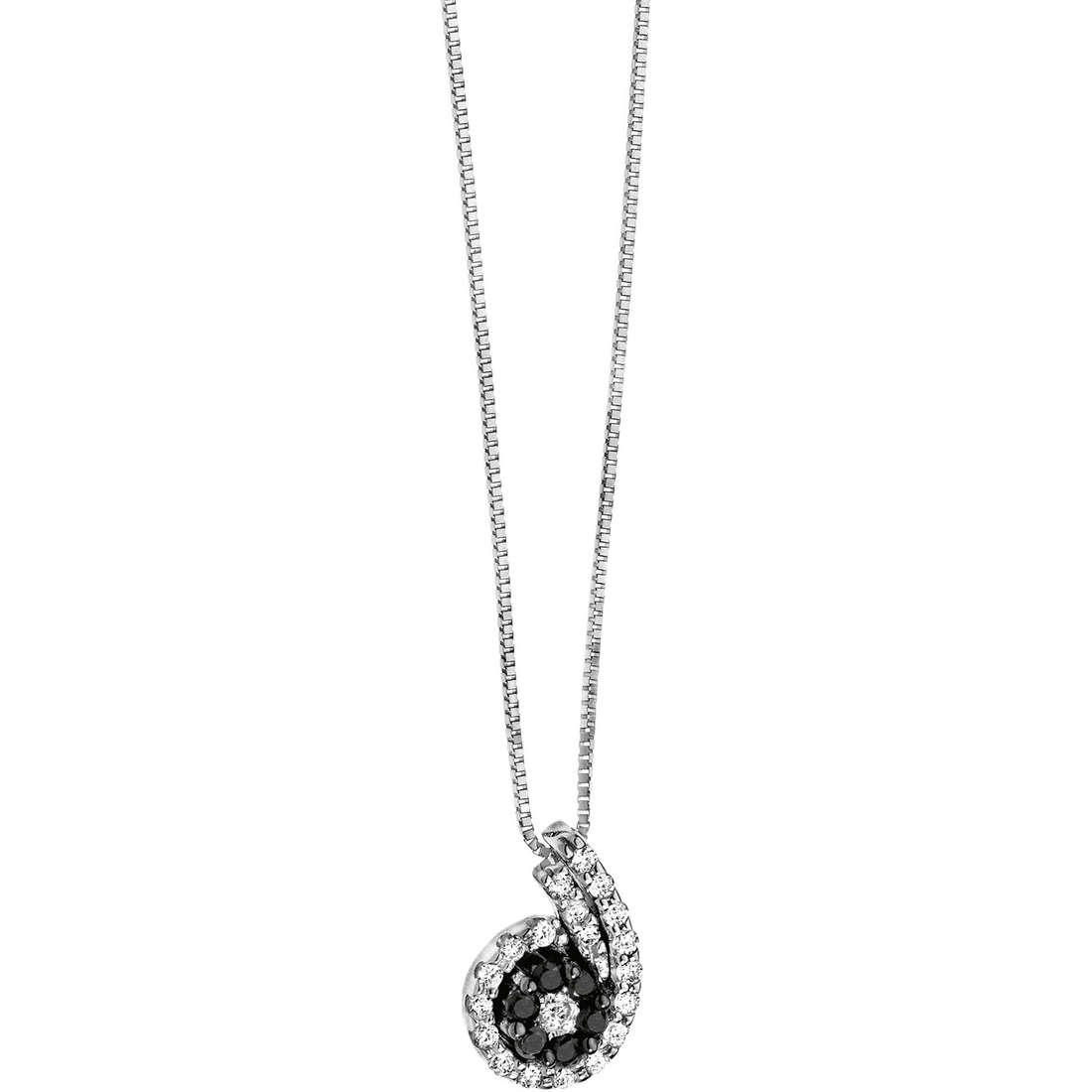 collana donna gioielli Comete Pietre preziose colorate GLB 830