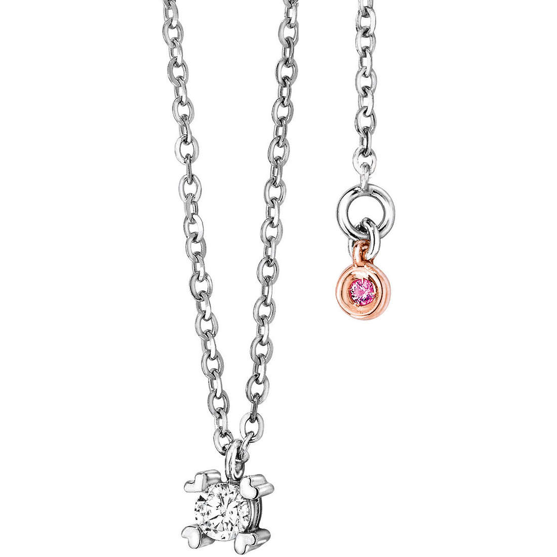 collana donna gioielli Comete Pietre preziose colorate GLB 848