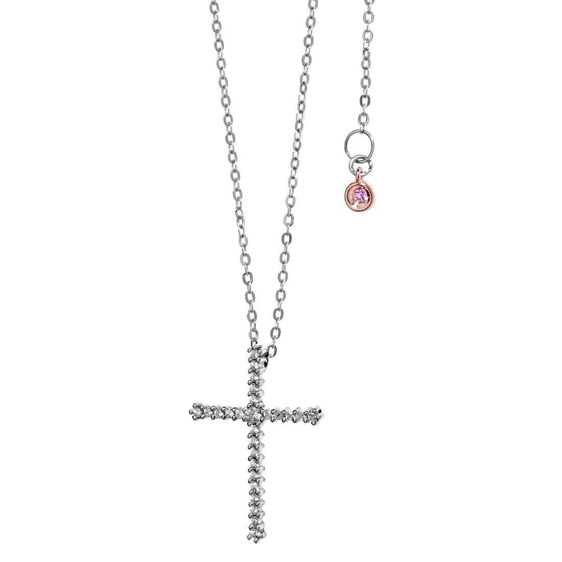 collana donna gioielli Comete Pietre preziose colorate GLB 881