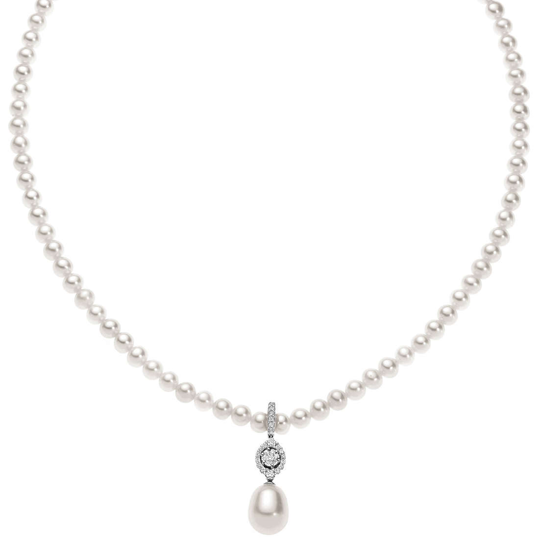 collana donna gioielli Comete Preziosa FWQ 140