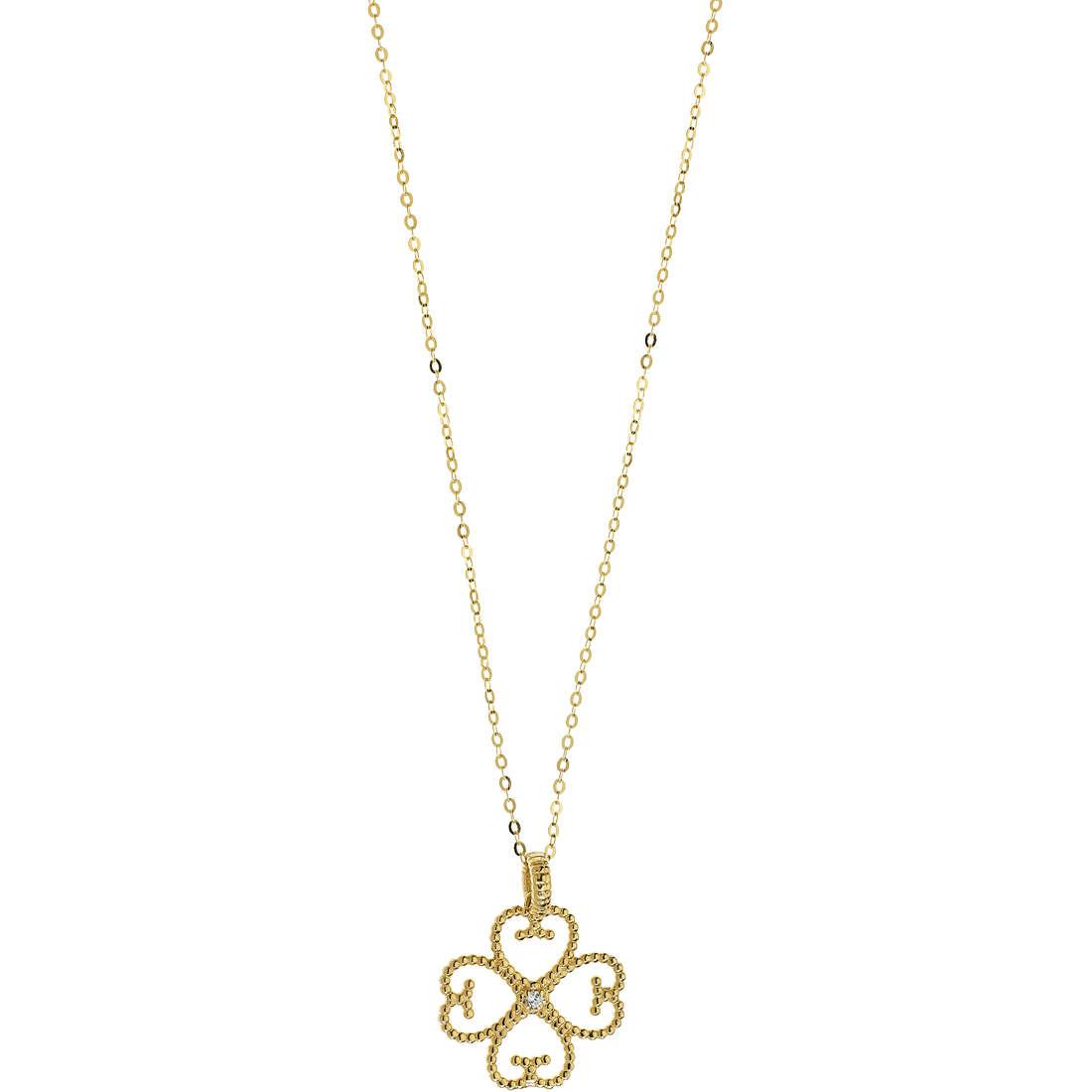 collana donna gioielli Comete Regina GLB 1188