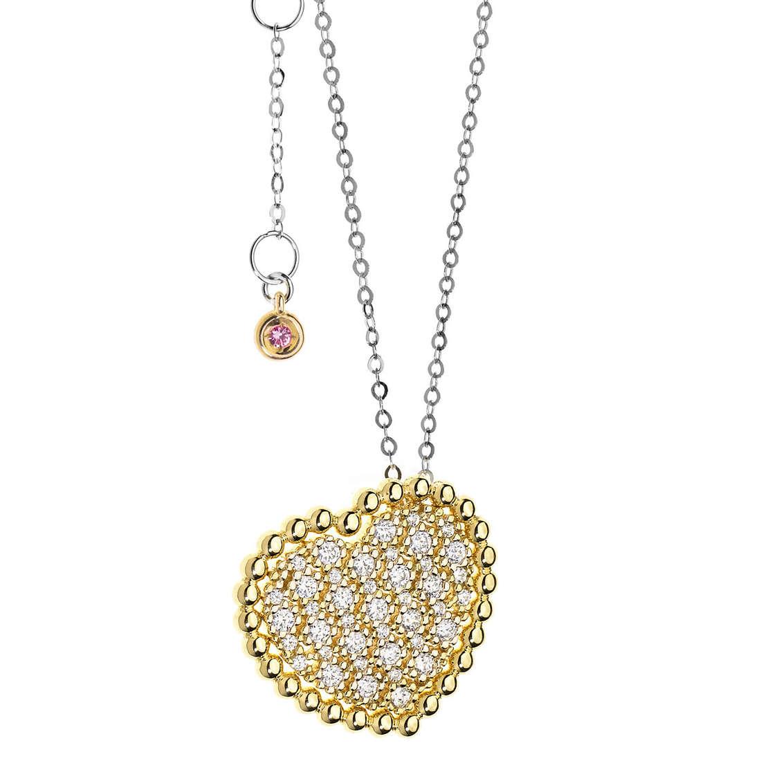 collana donna gioielli Comete Sogni GLB 939