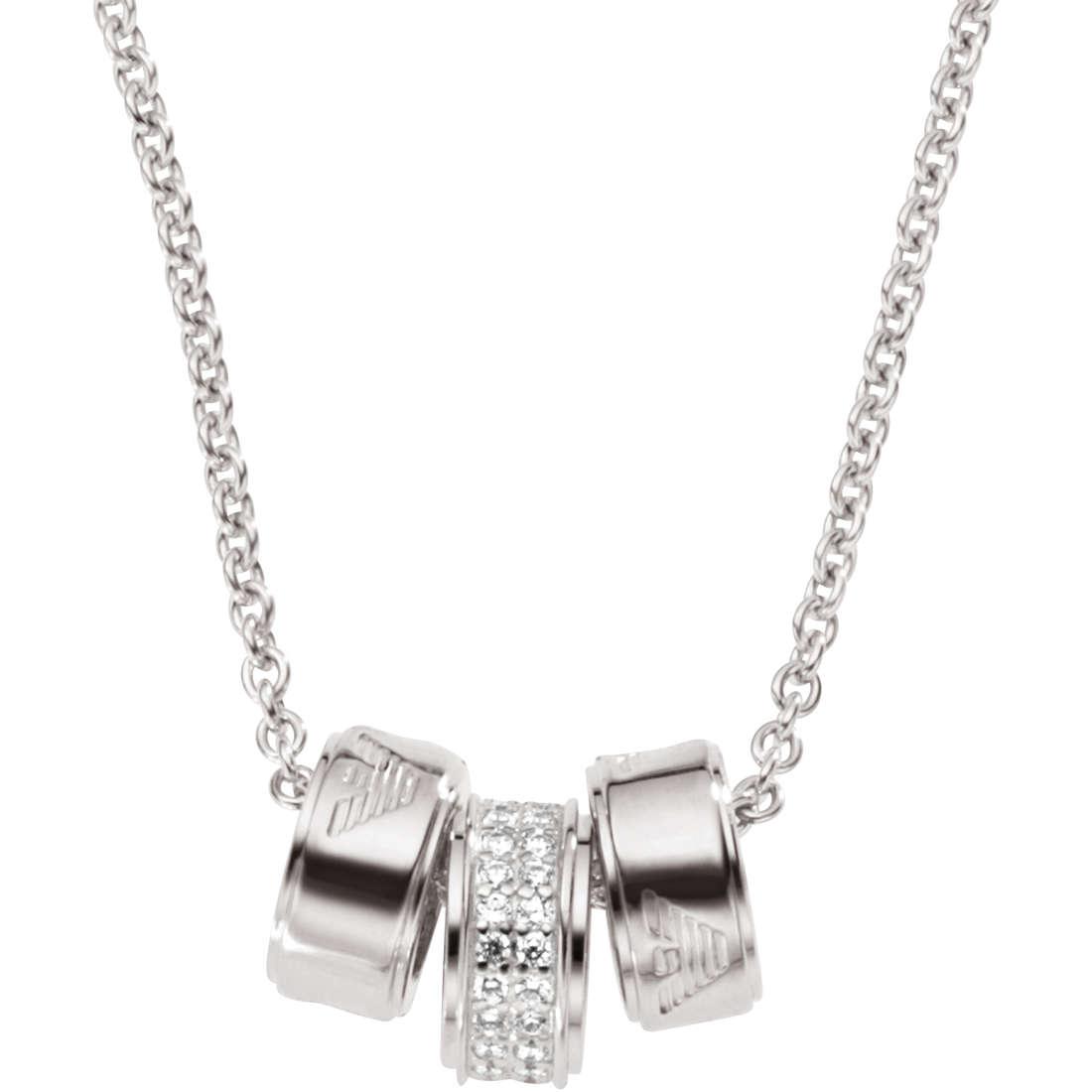 collana donna gioielli Emporio Armani EG3046040