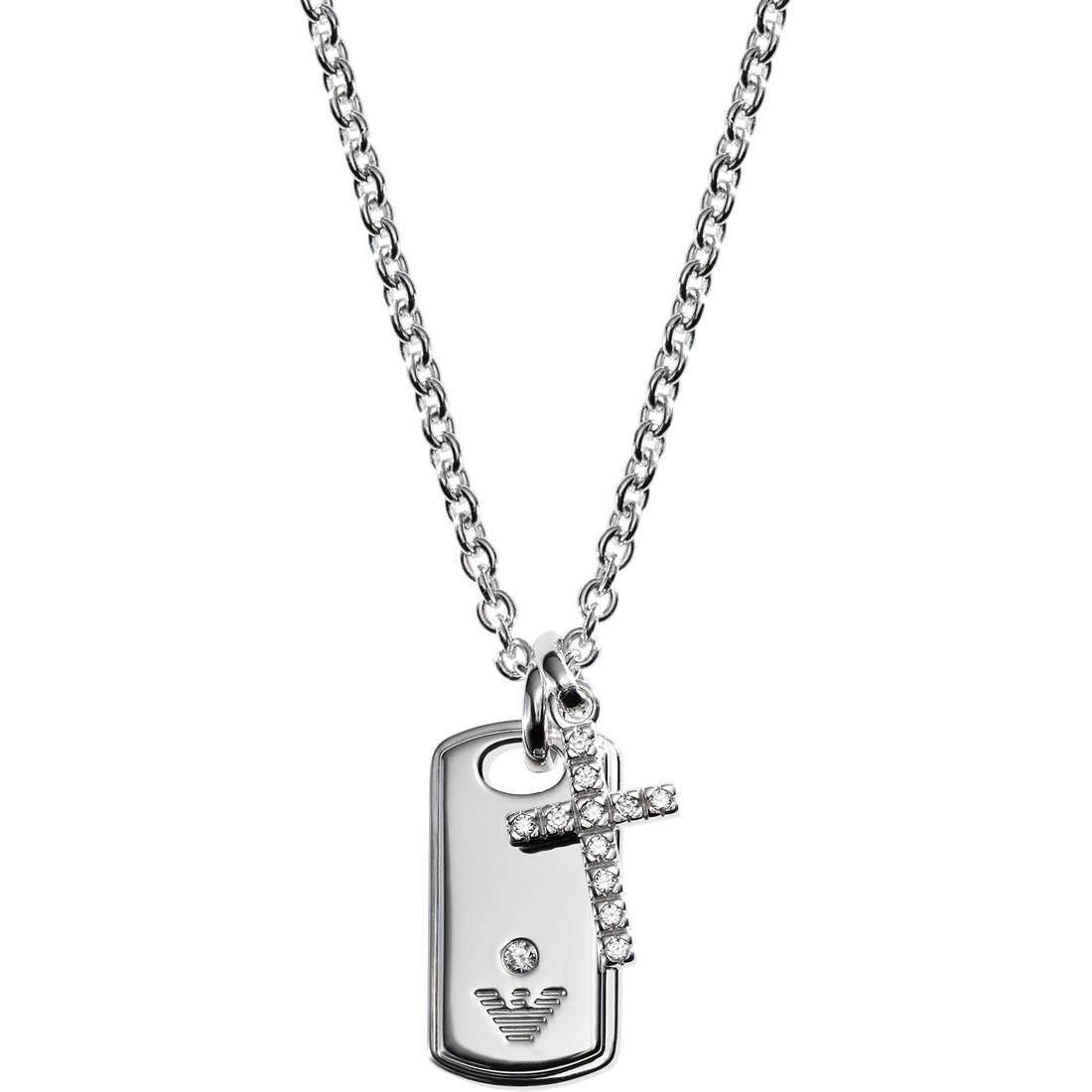 collana donna gioielli Emporio Armani EG3063040