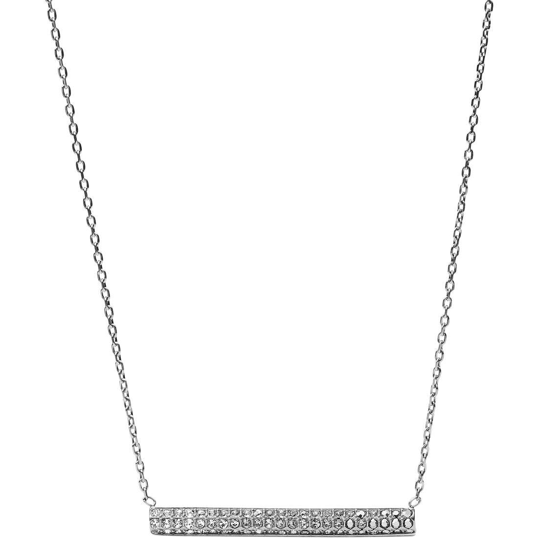 collana donna gioielli Fossil Holiday 15 JF02145040