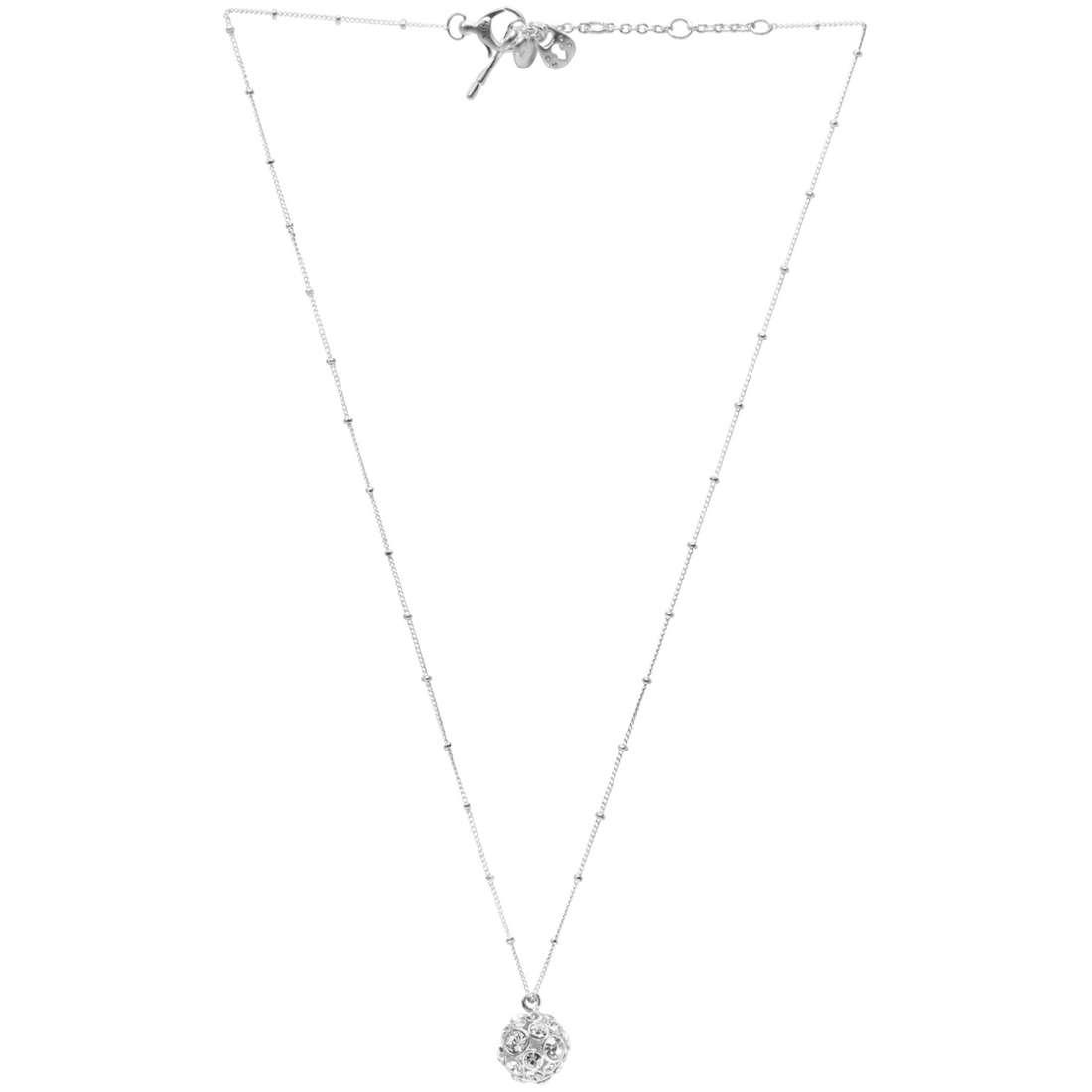 collana donna gioielli Fossil JA3490040