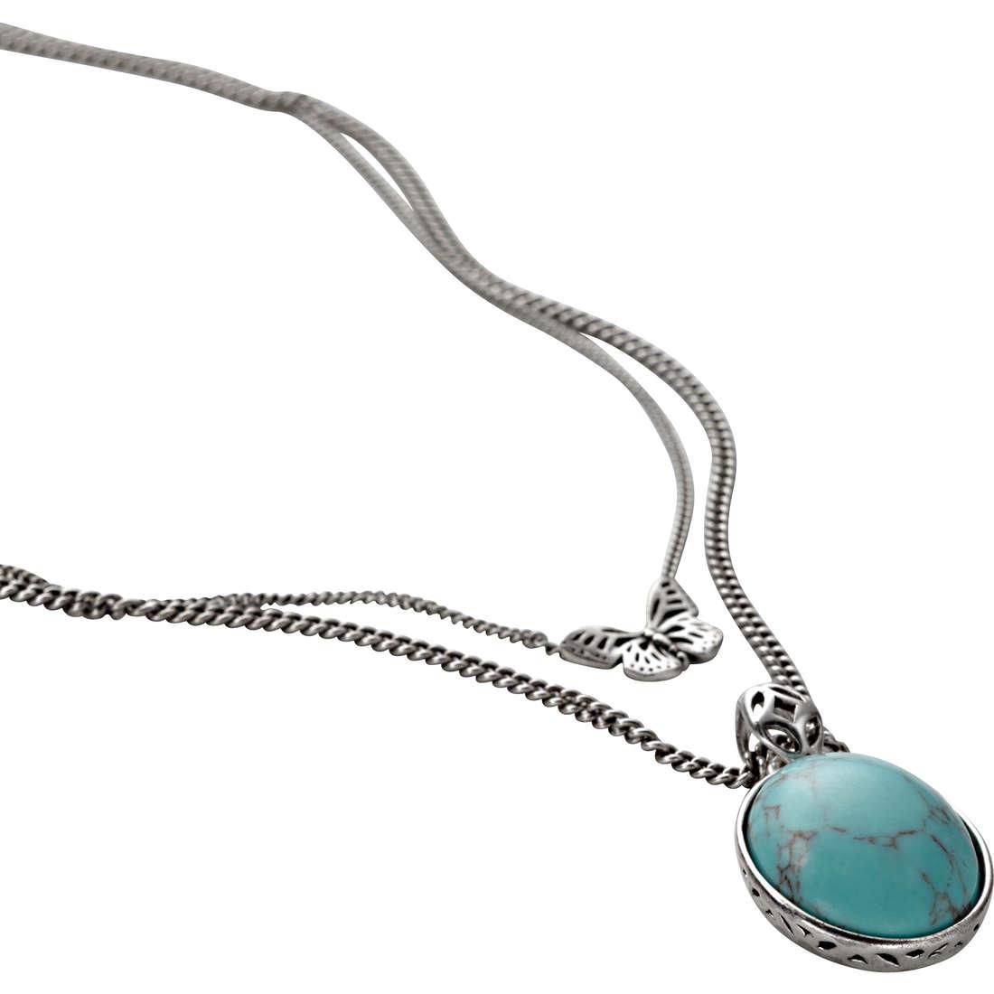collana donna gioielli Fossil JA5107797