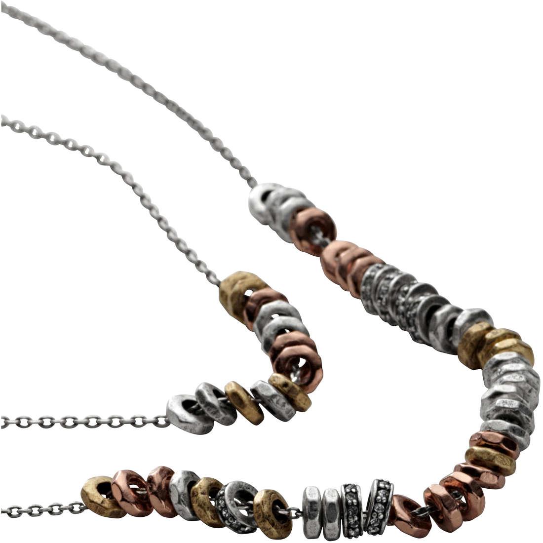 collana donna gioielli Fossil JA5524998