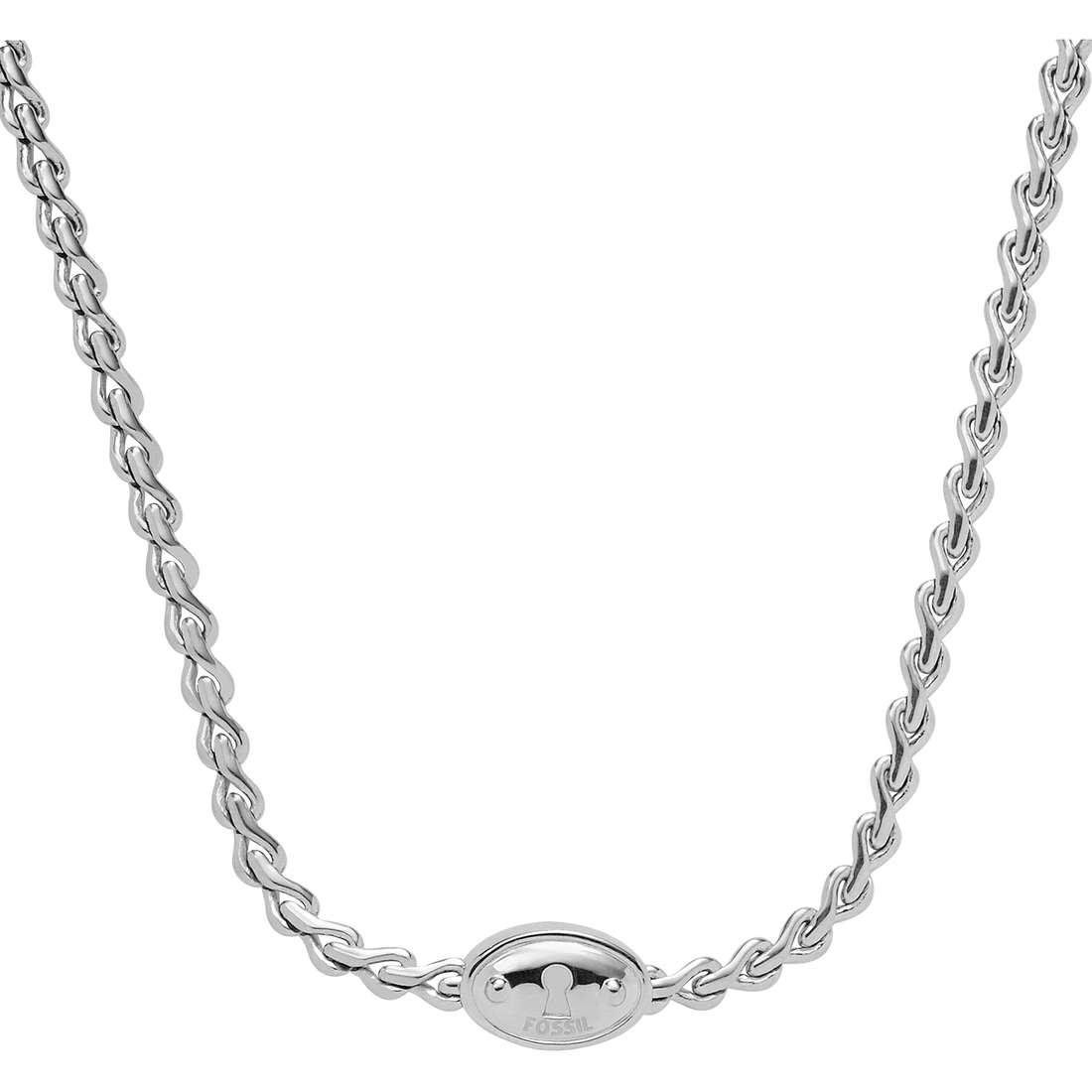 collana donna gioielli Fossil JA5712040