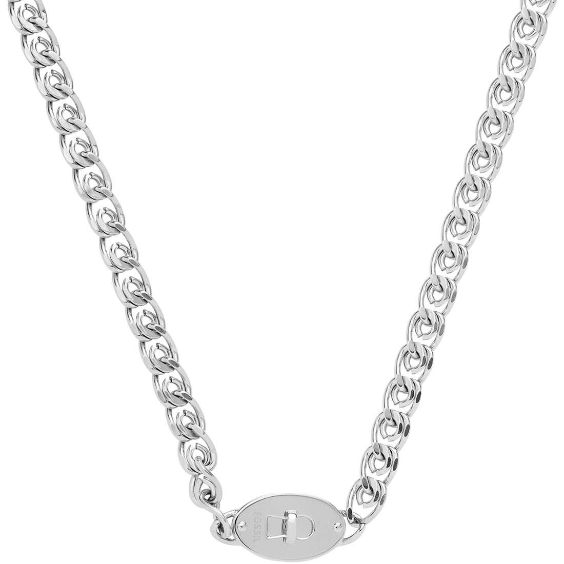 collana donna gioielli Fossil JA5715040