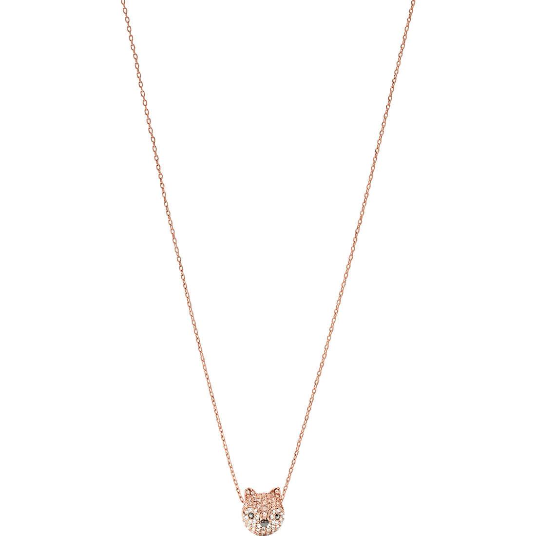 collana donna gioielli Fossil JA6222998