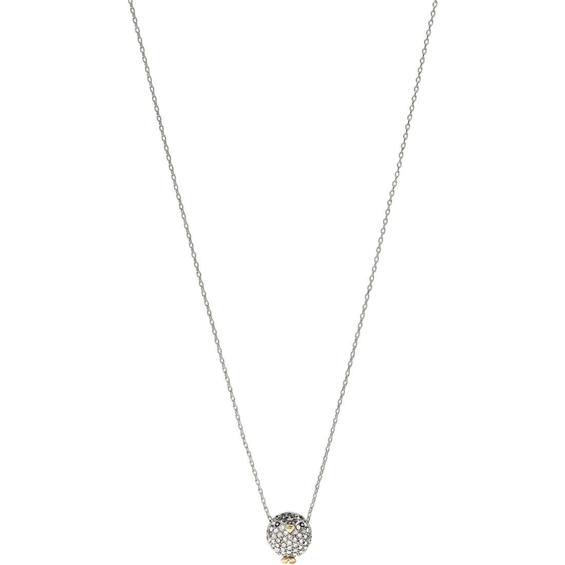 collana donna gioielli Fossil JA6223998