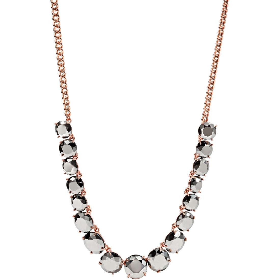 collana donna gioielli Fossil JA6235791