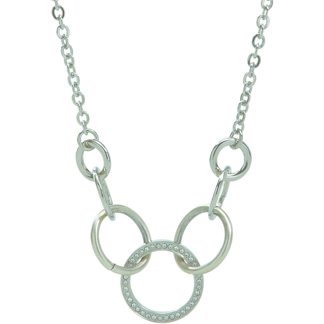 collana donna gioielli Fossil JF00025040