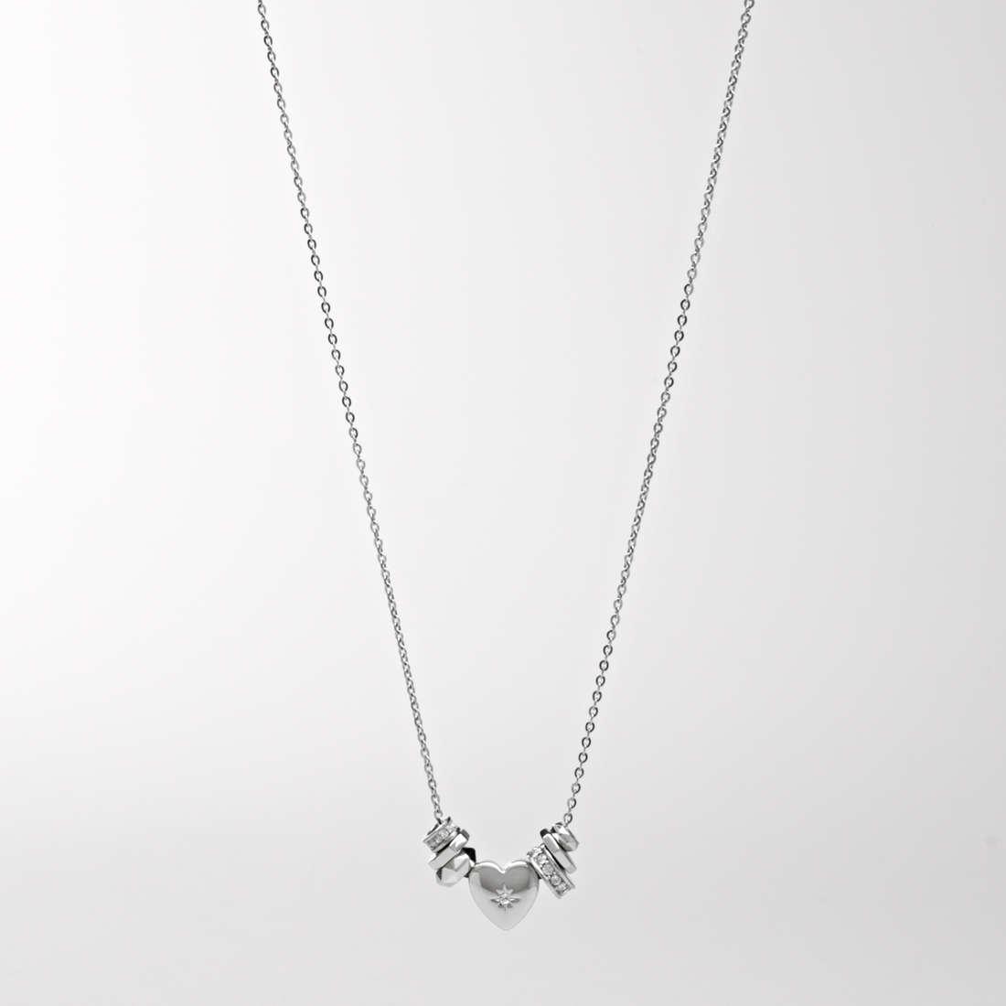collana donna gioielli Fossil JF00130040