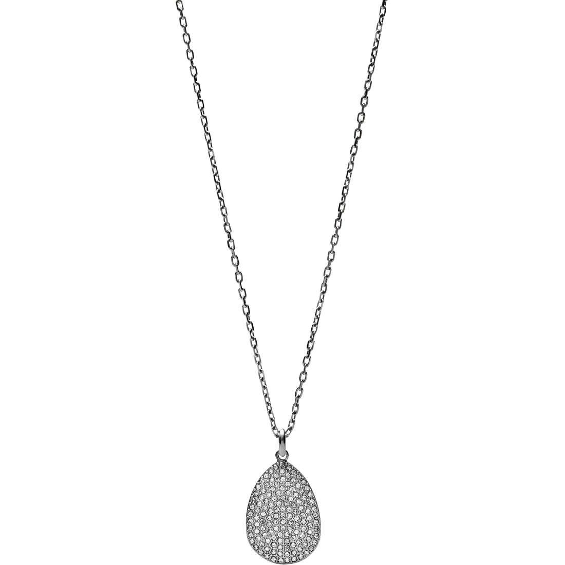 collana donna gioielli Fossil JF00207040