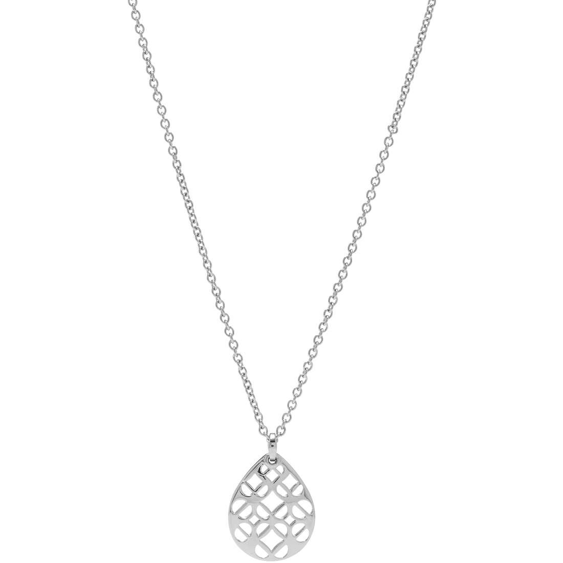 collana donna gioielli Fossil JF00426040
