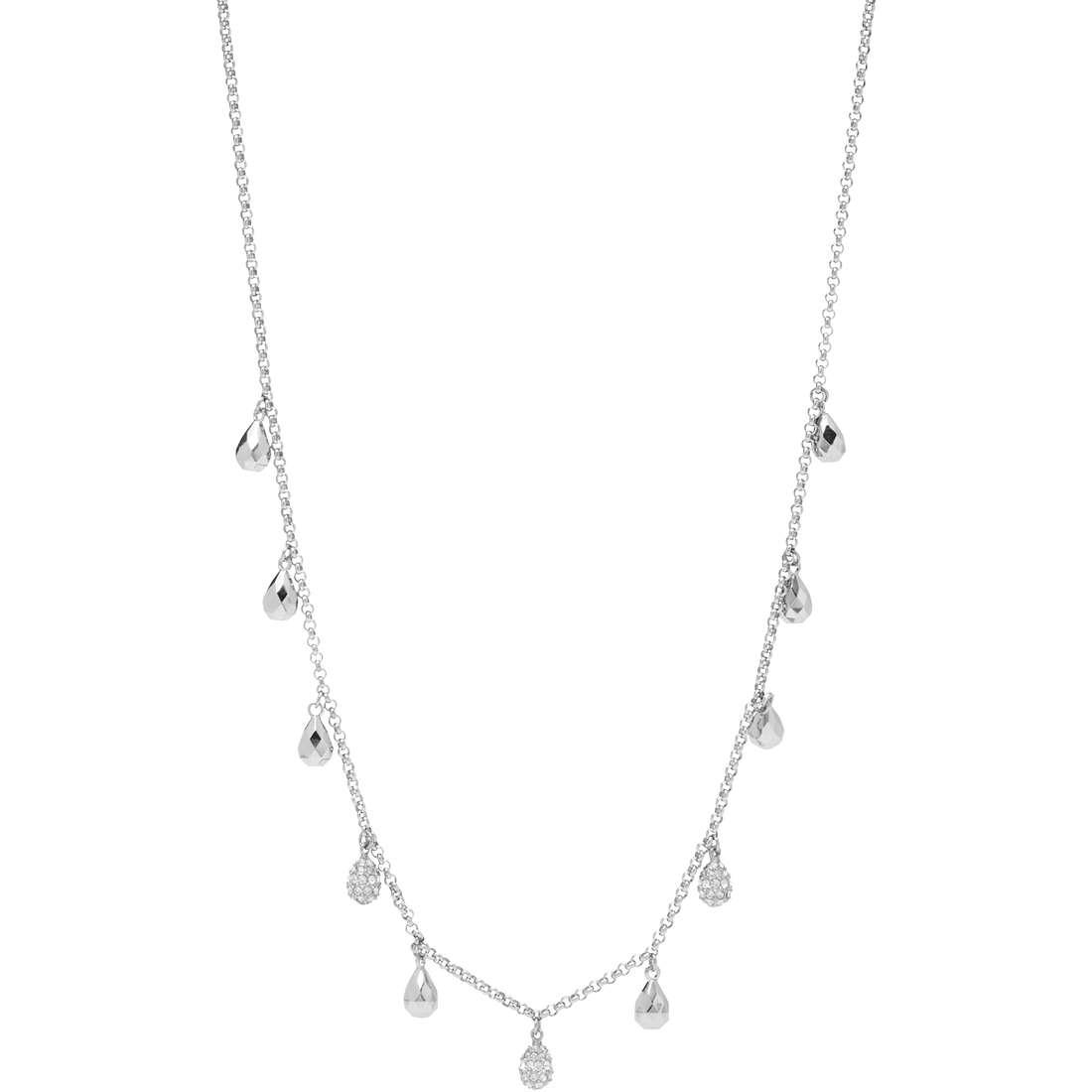 collana donna gioielli Fossil JF00454040