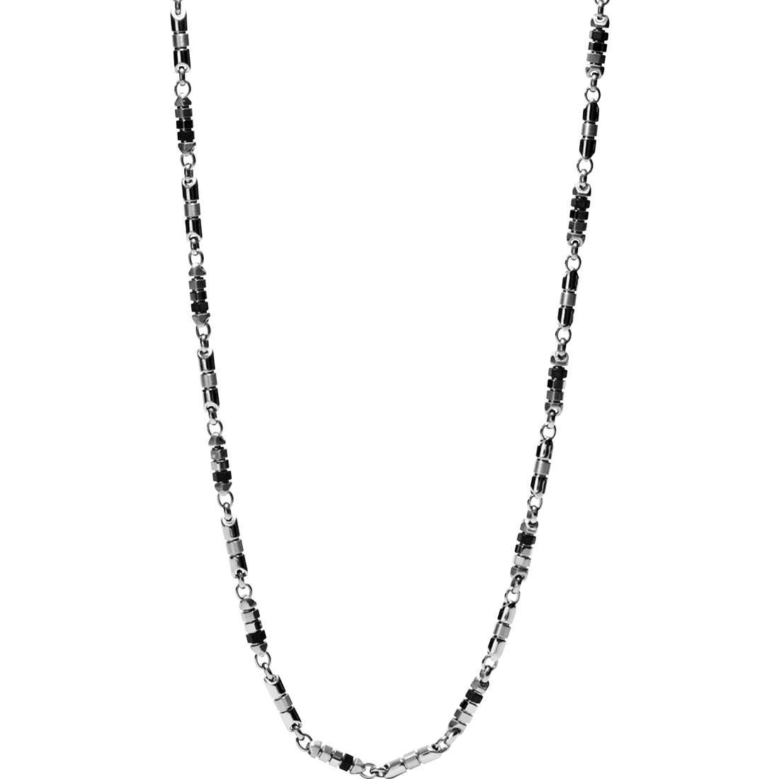 collana donna gioielli Fossil JF00535040