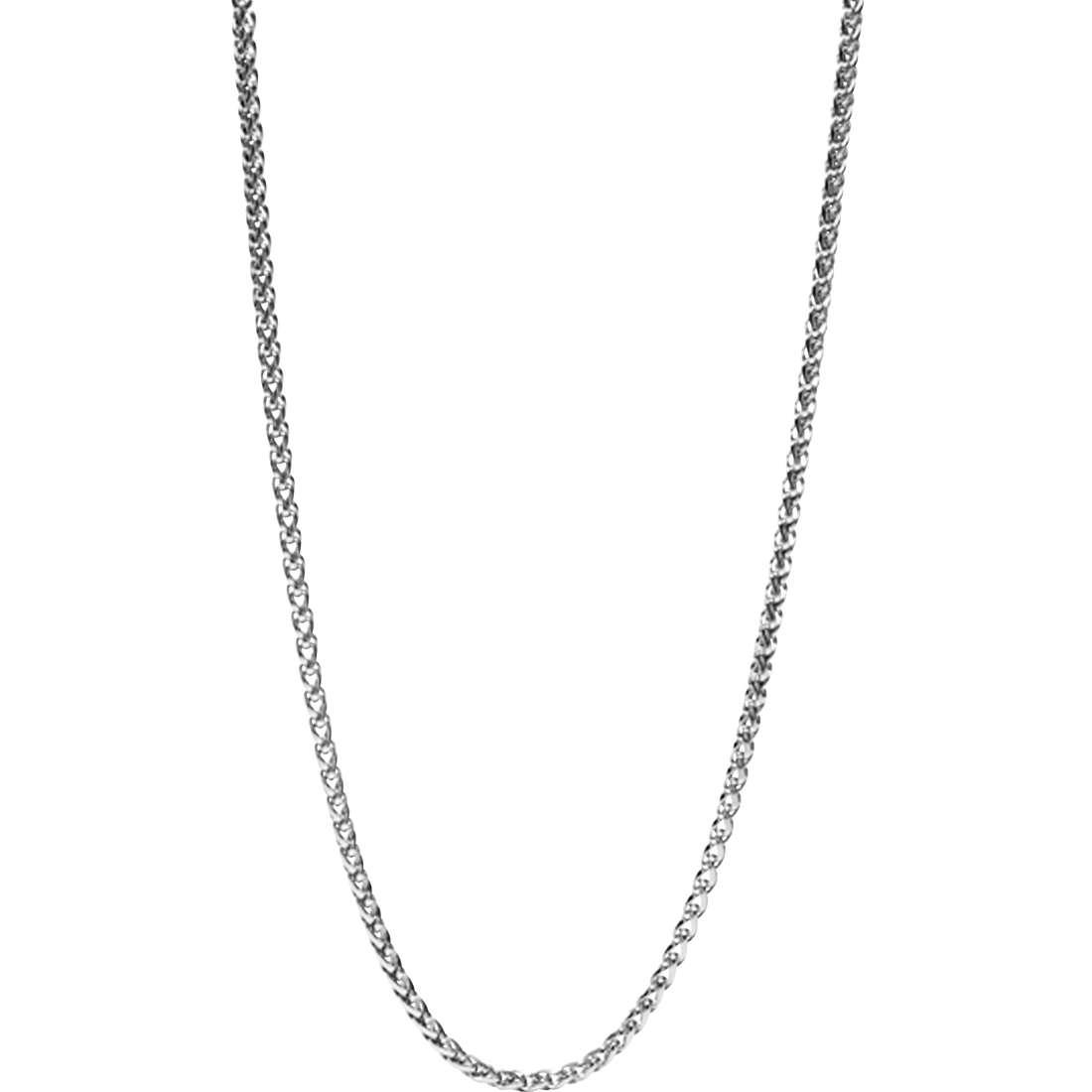 collana donna gioielli Fossil JF00537040